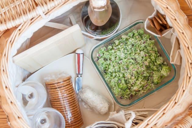 Broccoli Slaw Photo