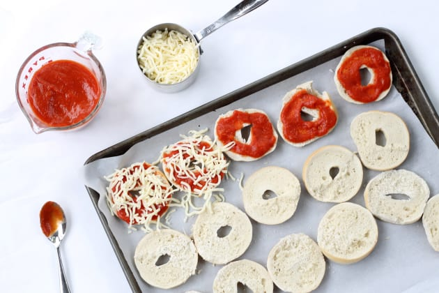 Homemade Bagel Bites Image
