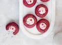 Red Velvet Thumbnail Cookies Recipe