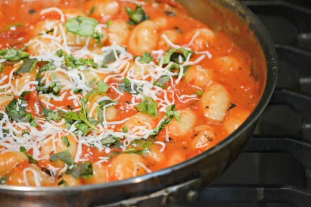 Tomato Basil Gnocchi Image