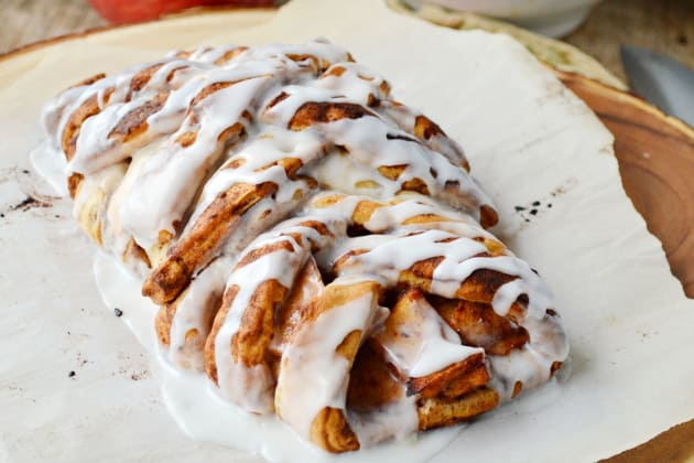 Apple Cinnamon Breakfast Bread Pic
