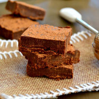 Nama Chocolate Recipe