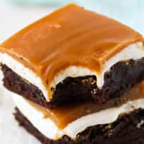 Fluffernutter Brownies Recipe