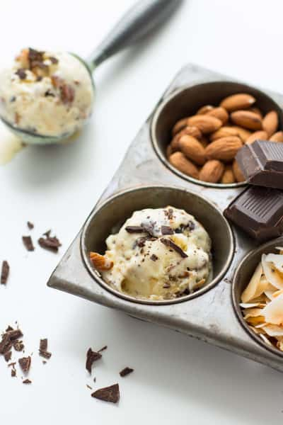 Toasted Coconut Ice Cream Image