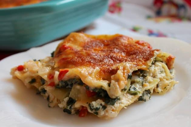 Chicken Lasagna Photo