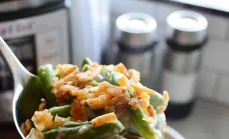Instant Pot Green Bean Casserole Image