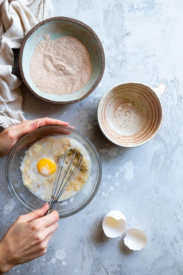Easy Banana Bread Mug Cake Picture