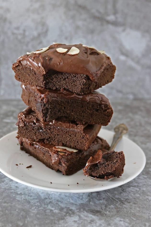Dairy Free Chocolate Cake Image