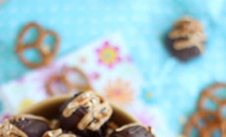 Peanut Butter Pretzel Truffles Picture