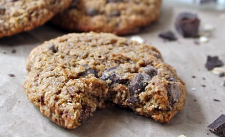 Gluten Free Oatmeal Chocolate Chip Cookies Recipe