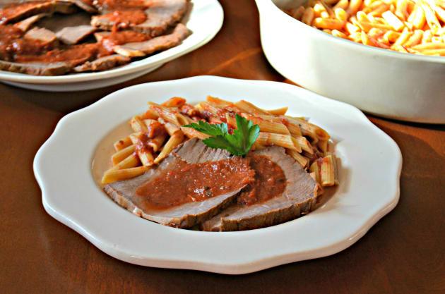 Italian Pot Roast Photo