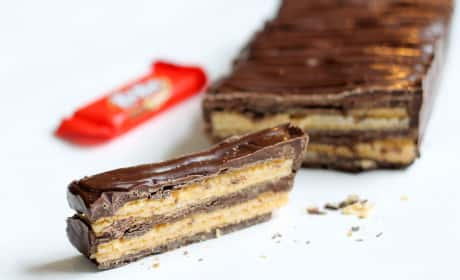 Homemade Kit Kat Bars Recipe