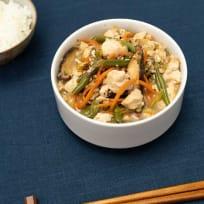 Iridoufu 煎り豆腐