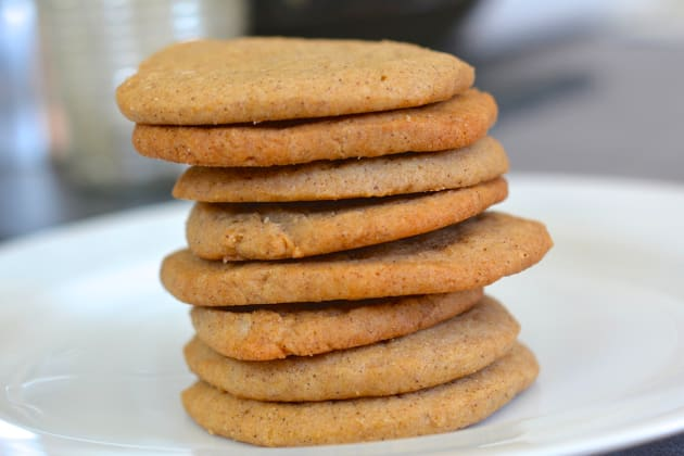 Speculoos Cookies Photo