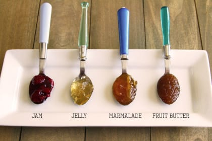 Canning Q&A: Differences Between Jam vs. Jelly, Marmalade and Preserves