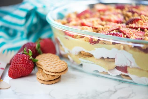 Peanut Butter & Jelly Lasagna Image