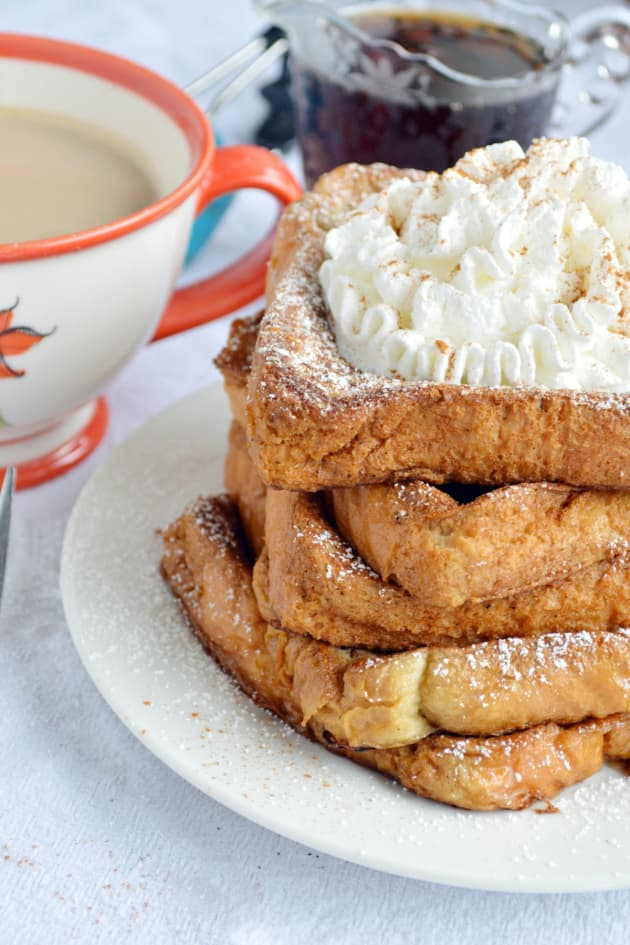 Chai Tea French Toast Picture