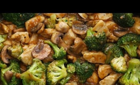 How to Make Chicken and Veggie Stir-Fry