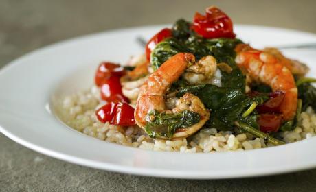 Bruschetta Shrimp Recipe