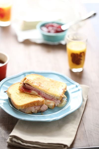 Ham and Brie French Toast Image