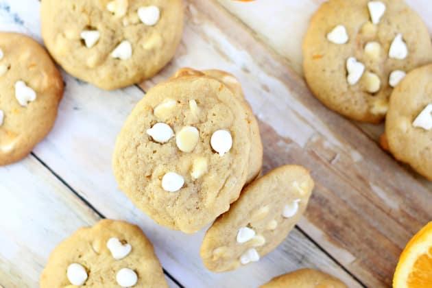 Orange Sugar Cookies Food Network