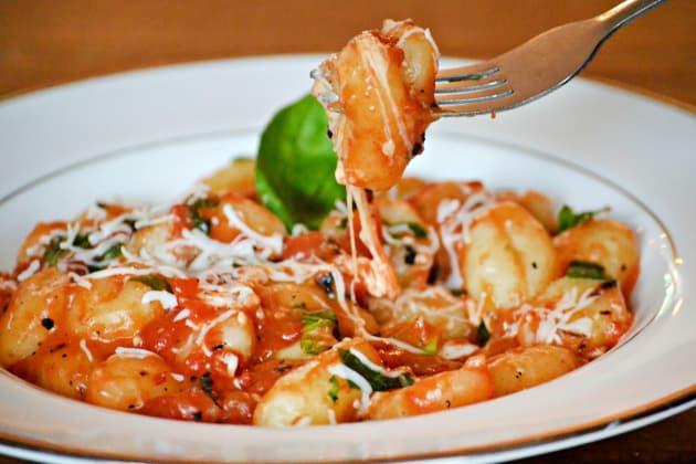 Tomato Basil Gnocchi Pic