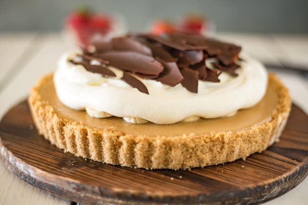 Banoffee Pie Photo