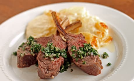 Crown Roast of Lamb Recipe