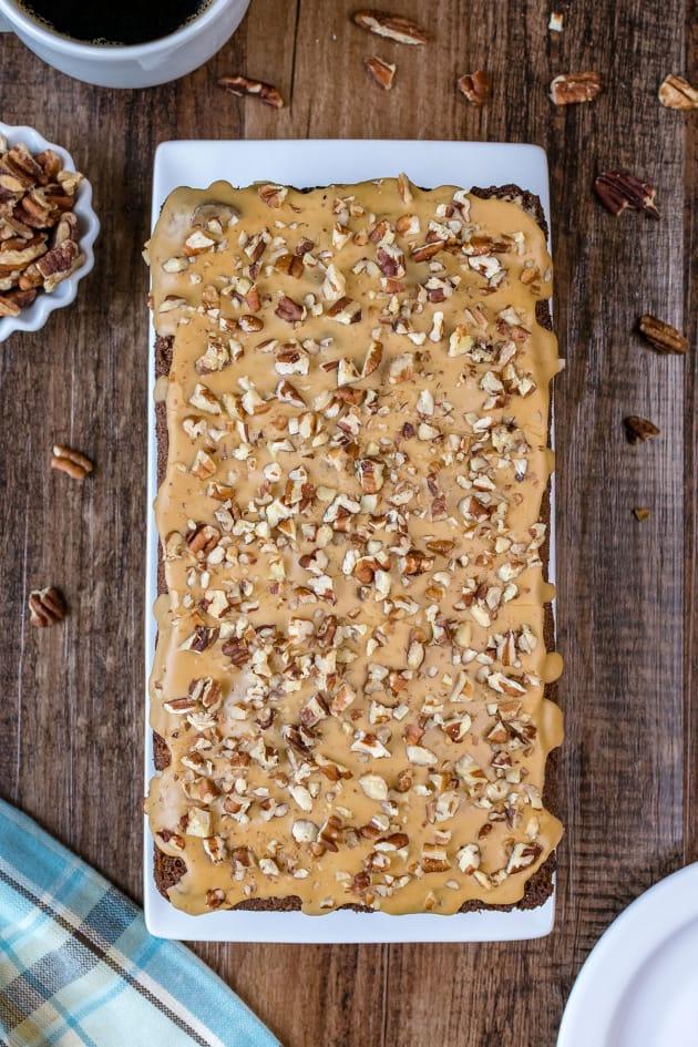 Maple Pecan Banana Bread Image