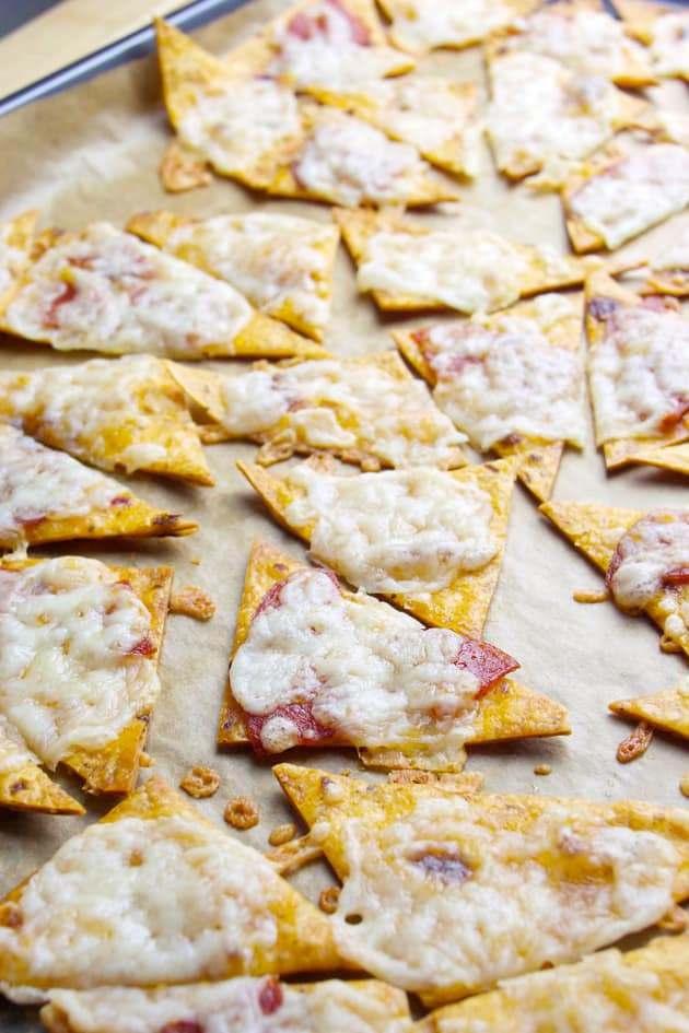 Pizza Chips Image
