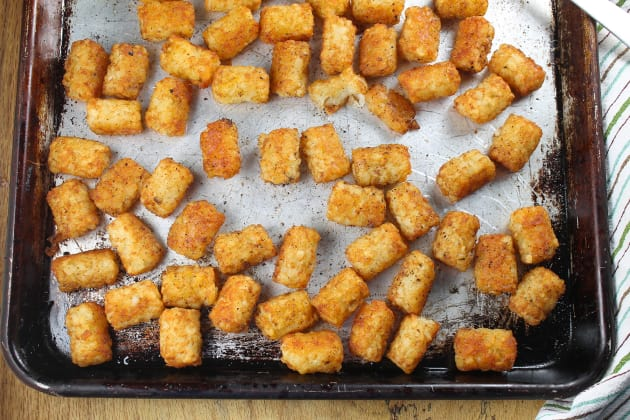 Oven Fried Tater Tots Image