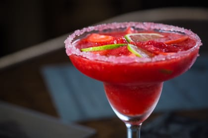 Chili's Frozen Strawberry Margarita Recipe