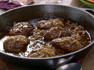 How Do You Make Salisbury Steak?
