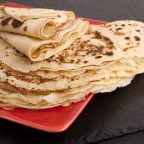 Crêpes: Recette de la pâte à crêpes