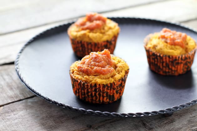 Healthy Pumpkin Muffins Picture