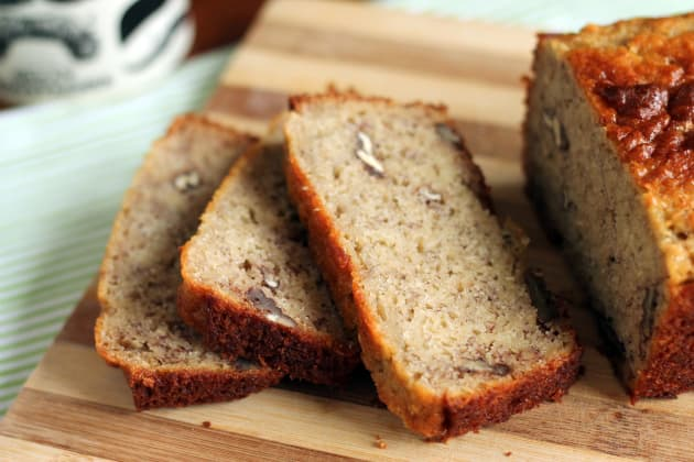 Bisquick Banana Bread Photo