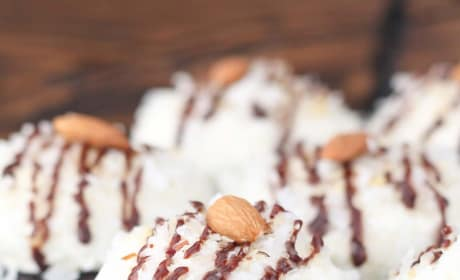 Almond Joy Cupcakes Picture