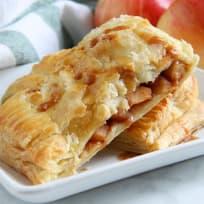 Puff Pastry Apple Slab Pie Recipe