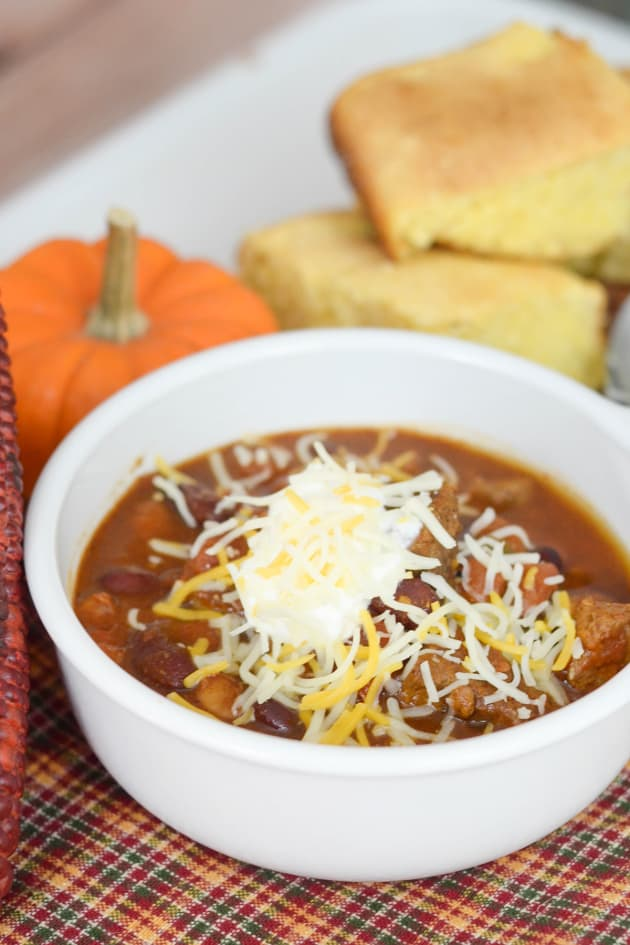 Slow Cooker Chili Ground Beef Food Network