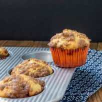 Maple Walnut Muffins Recipe