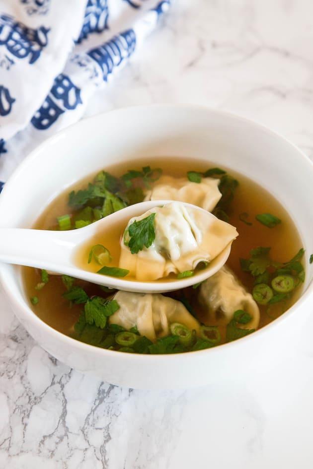 Wonton Soup Pic