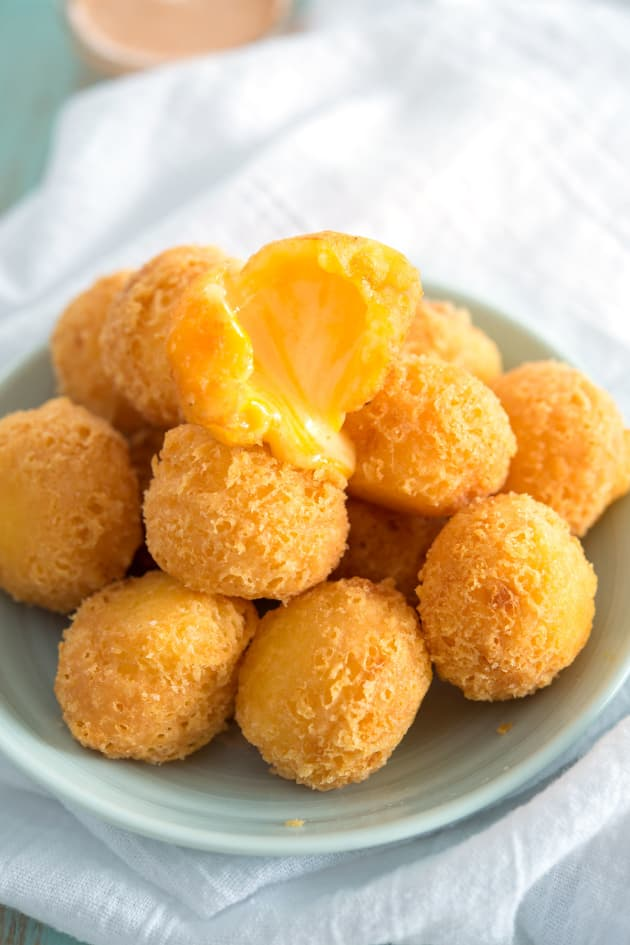 Fried Cheese Balls Pic