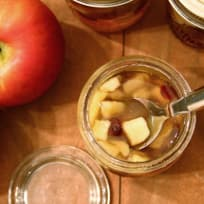 Apple Conserve Recipe
