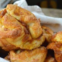 Pumpkin Pull Apart Bread Muffins Recipe