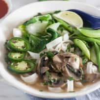Vegetable Pho Recipe