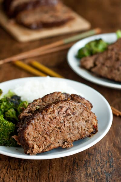 Gluten Free Teriyaki Meatloaf Picture
