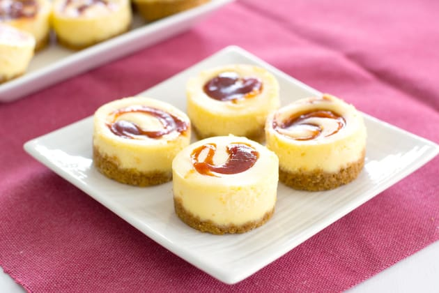 Mini Guava Cheesecakes Photo