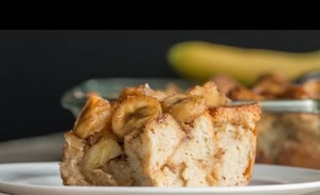 How to Make Banana French Toast Bake