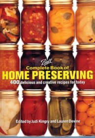 Ball Complete Book of Home Preserving Review