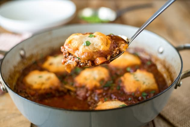 Mince and Dumplings Image